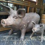 半人前じゃ足りない!豚しゃぶ専門店で食べ比べ【我那覇豚肉店/美栄橋】