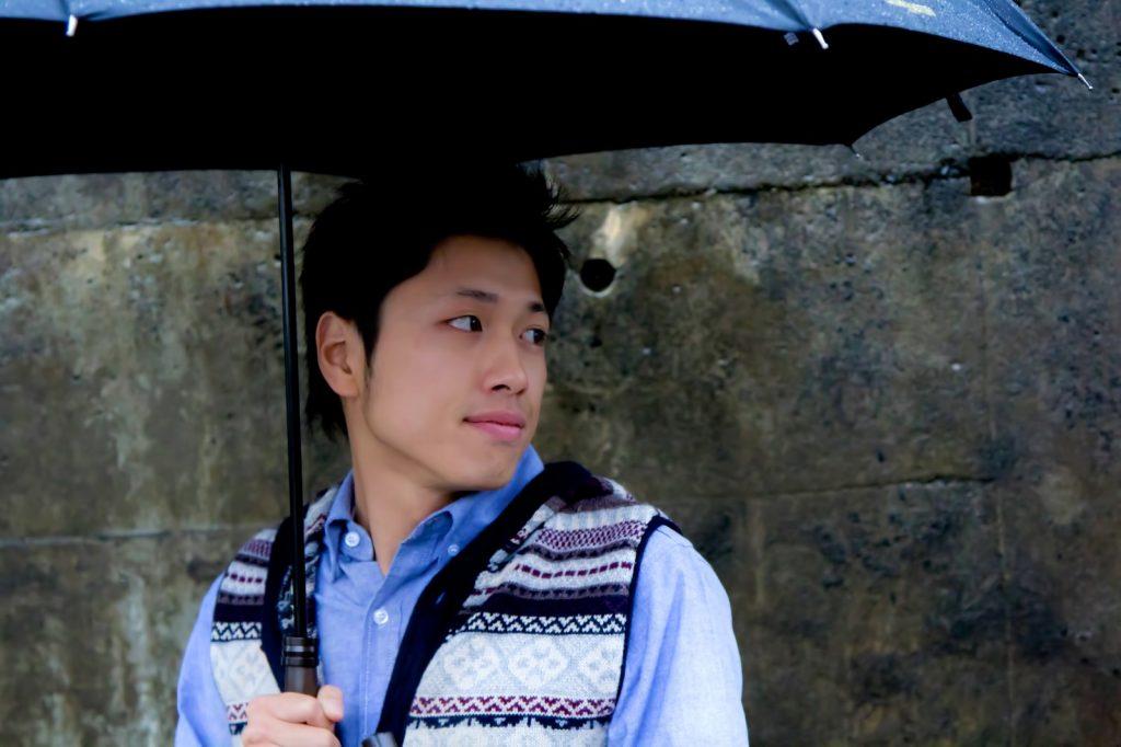 あなたも今年は「日傘男子」デビュー。沖縄観光にも必須だよ!