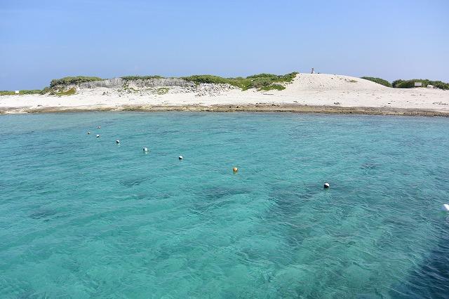 那覇から20分!360度きれいな海に囲まれたナガンヌ島へ行こう♪